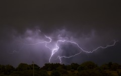 UPS systems help keep your business prepared for unexpected outages like lightning surges.